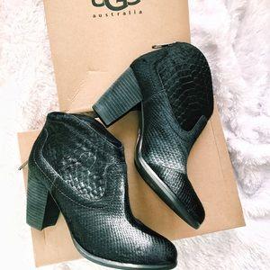 Ugg Charlotte Snake Boots